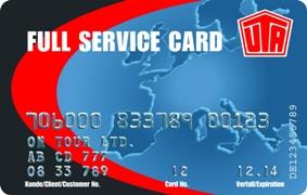 uta karte UTA Full Service Card
